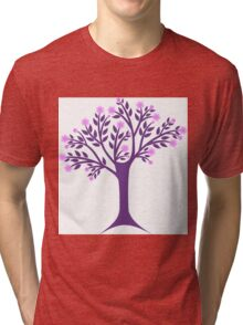 Blossoms tree Tri-blend T-Shirt