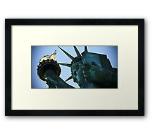 Statue of Liberty - New York Framed Print