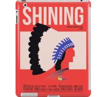 Shining - Double acting calumet baking powder  iPad Case/Skin