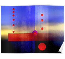 Dripping morning passion Poster