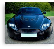 Aston Martin Canvas Print