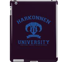 Harkonnen University [Blue] iPad Case/Skin