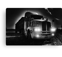 BIG OLD FARM TRUCK Canvas Print