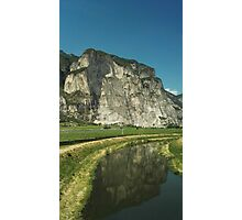 Mountains in Austria Photographic Print