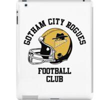Gotham City Rogues Football Club shirt – The Dark Knight, Batman iPad Case/Skin