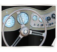 British Classic Autos #3 Poster