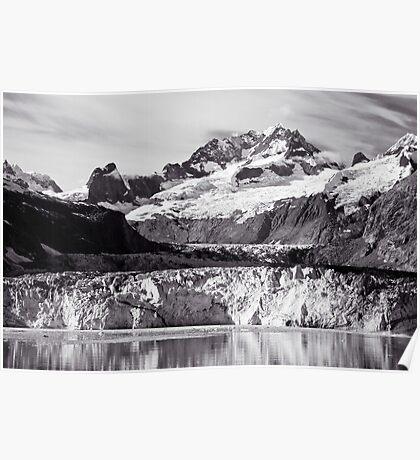 Johns Hopkins Glacier 2010 Poster