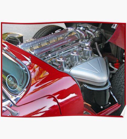 British Classic Autos #6 Poster
