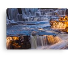Almonte Water Falls (10) Canvas Print