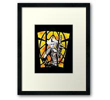 Chiana - Farscape  Framed Print