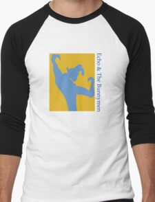 Echo & The Bunnymen Men's Baseball ¾ T-Shirt