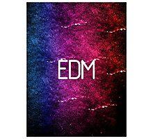 EDM Photographic Print