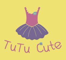 TuTu Cute Kids Tee