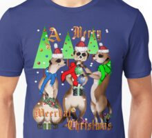 Merry Meerkat Christmas Shirt Unisex T-Shirt