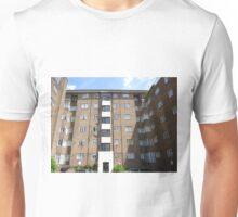 London Deco: Hamilton Court 1 Unisex T-Shirt