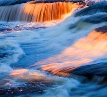 Almonte Falls (12) by Josef Pittner