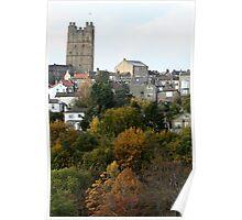 Autumnal Richmond Poster