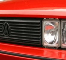 VW Scirocco Sticker