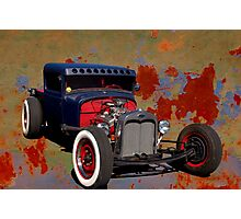 1931 Ford Rat Rod Pickup Photographic Print