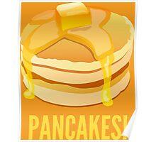 Pancakes! Poster