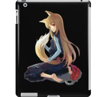 Spice and Wolf - Horo iPad Case/Skin