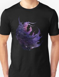 Final Fantasy IV logo universe T-Shirt