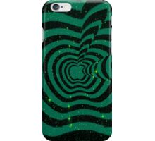 Apple Illusion Case - Aqua iPhone Case/Skin