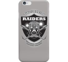 Raiders! iPhone Case/Skin