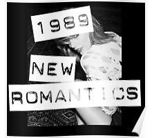 new romantics Poster