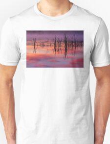Sunrise Reflection Unisex T-Shirt