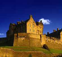 Enchanting Scotland, Edinburgh Castle. by baraneesiva