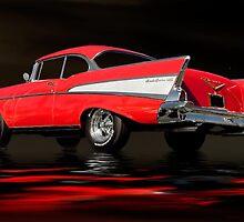 57 Chevy by Stephen Warren