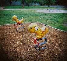Playground by Steve Lovegrove