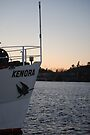 Ms.Kenora sunset by Brenden Bencharski