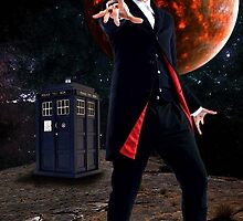 Doctor Who: Finding Gallifrey by NunoFernandes
