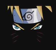 Naruto's Eyes by DBanime