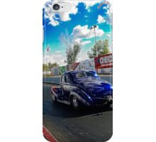 Roadster Start - Bright Glow - Poster iPhone Case/Skin