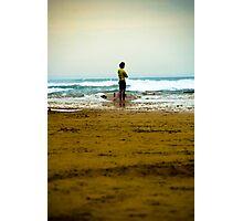 Pro Surfer Jordy Smith Photographic Print