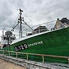The Trawler Amandine  by Lilian Marshall