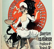 Les Affiches Illustrees 1886 1895 Ouvrage Orne de 64 Ernest Maindron Jules Cheret 1896 0169 Exposition by wetdryvac