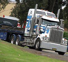 Ross Transport- Sydney,AU by RIVIERAVISUAL