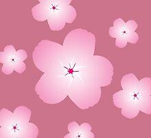 Cherry Blossom (Pink) by xKireiDesigns