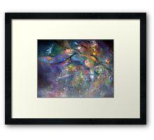Celestial - Heavenly Body Framed Print