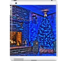 HDR - Christmas Scene with Presents iPad Case/Skin
