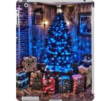 HDR - Tree and Presents iPad Case/Skin