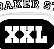 Property of 221B Baker Street - Detective Dept. Sticker
