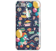 Cosmic Party iPhone Case/Skin