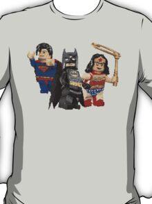 Pixel Super Heroes Lego  T-Shirt