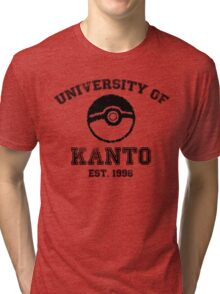 University of Kanto Tri-blend T-Shirt