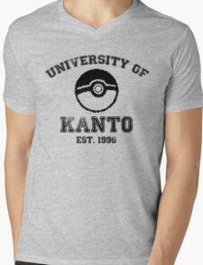 University of Kanto Mens V-Neck T-Shirt